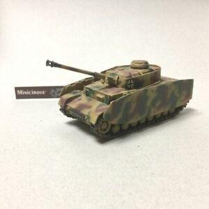 NAZ108 - SOLIDO / VEREM - GASO LINE - Panzer IV PLATON - 1/50