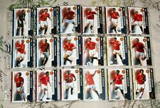 Shoot Out 2004-2005 -  Set of 18 Manchester United Cards - Ronaldo Giggs Rooney