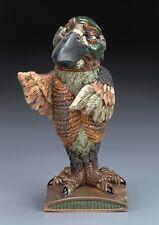 BURSLEM Pottery grottesco Bird Defender STONEWARE ispirato da MARTIN Brothers