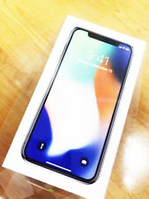 Apple iPhone X - 256 Go - Silver NEUF
