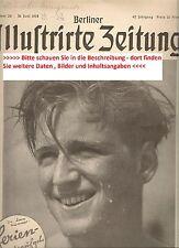 1933 Geburtstagszeitung BIZ Zeitung vom / zum 84. Geburtstag Geschenk Jubiläum