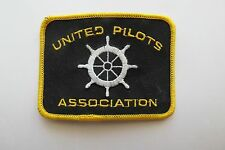 "COLLECTIBLE 4""x3"" UNITED PILOTS ASSOCIATION MILITARY PATCH"