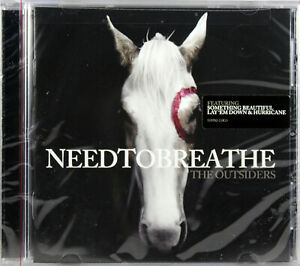 NEEDTOBREATHE The Outsiders NEW CD Christian Contemporary Rock Pop Music