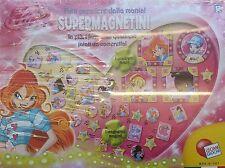 Winx Club Super Magnetini - Lisciani Giochi - Made in Italy