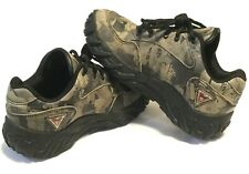 ULTRA RARE OAKLEY CAMO SHOES Men's 7.5 Elite Special Forces Tactical Field Gear