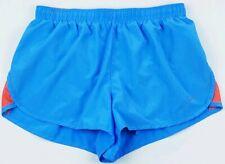 b5b6621046b Nike Womens Blue Dri Fit Running Athletic Shorts Size Small