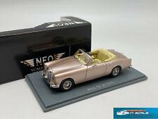 Alvis TE 21 Convertible Golden Sand 1964 NEO43421 1:43