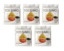Lot 70ct Tdisc Tassimo Gevalia Colombia Coffee Medium Roast Brew Mother FreeShip