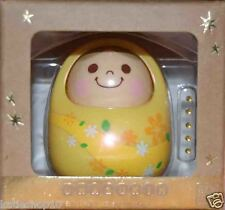 Bandai Unazukin Doll - NOVEMBER Topaz Birthstone Version w/ Card, Stone