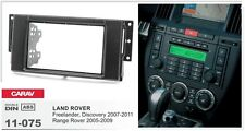 CARAV 11-075 2Din Kit de installation radio voiture TERRE ROVER 2005-2009