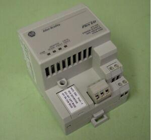 Allen Bradley 1794-ASB /E Flex I/O 24V DC Power Supply RIO Adapter