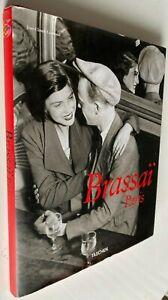 2008 1st BRASSAI PARIS w 150+ Plates, Taschen, free EXPRESS AUST