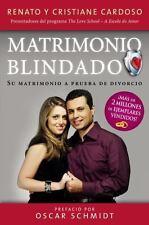 Matrimonio Blindado by Renato & Cristiane Cardoso (2014, Paperback)