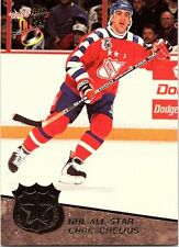 1992-93 Ultra All-Stars #7 Chris Chelios