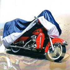 2,35 M Moto Motocicleta cubierta resistente al calor de agua transpirable al aire libre de lluvia a prueba de