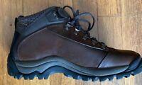 Timberland Men's Flume Waterproof Boot Dark Brown Size 6 (81694)