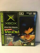Official Xbox Demo Disc March 2003 Disc 16  Disc+ Sleeve