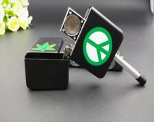 1pcs Metal LIGHTER Shaped Smoking Portable Cigarettes Pipes Free Delivery UK