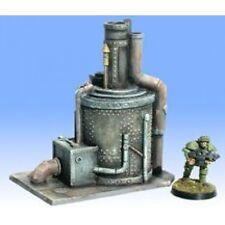 Armorcast Resin New ACTM014 Steam Boiler Unpainted