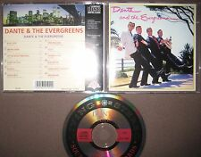 Japan CD Danté And The Evergreens --- Doo Wop Elegants Barry Mann Johnny Cymbal