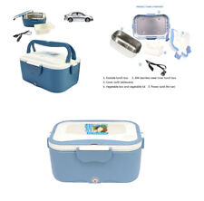Fashion 12V 35W 1.5L Electric Heating Lunch Box Good Sealing Traveling Essential
