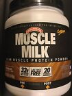 CytoSport Muscle Milk Chocolate Lean Muscle Protein Powder 1 lb New/Sealed