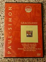 Paul Simon Graceland 1997 Classic Albums DVD Folk Rock Music Region 2