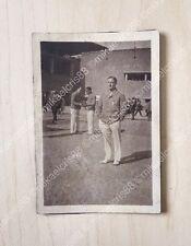 Calcio-Ambrosiana Inter-Enrico Rivolta foto anni '30-Rarità- Fc Internazionale-