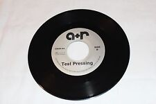 Roy Orbison  Numbered  45 Test Pressing-AN EMPTY CUP AND A BROKEN DATE/A TRUE LO