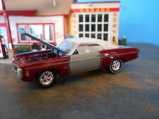 1969 Chevy Impala Convertible - 1/64 Scale Limited Edition Must See Photos