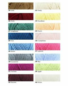 Dy Choice Aran with Wool 100g