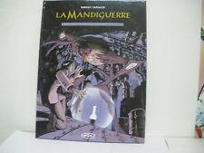 La Mandiguerre 2 Un caso di forza maggiore  Morvan-Tamiazzo Edizioni BD ( BA7 )