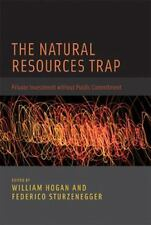 The Natural Resources Trap: Private Investment without Public Commitment by