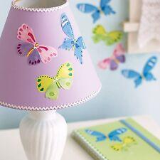 Wallies Prepasted Wall Decor Mariposa Butterfly Wallpaper Cutouts 25 Butterflies