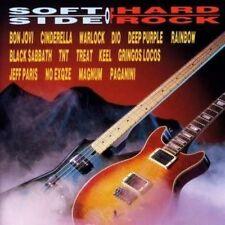 Soft Side of Hard Rock (1988, Mercury) Bon Jovi, Cinderella, Warlock, Dio.. [CD]