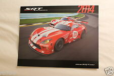 2014 IMSA TUDOR VIR Virginia  SRT Viper GTS-R Hero Card