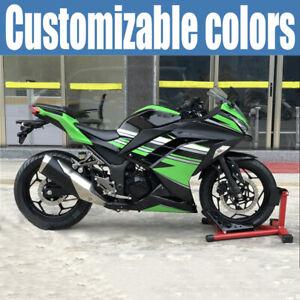 Fit for Kawasaki Ninja 300 13-17 EX300 ABS Injection Fairing Bodywork Panel Set