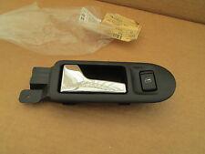 VW GOLF MK4 BORA LEFT INNER DOOR HANDLE 3B2837113GB41 3B2837113JB41 NEW VW PART