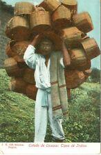 Oaxaca, Mexico Tipos de Indios