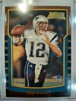2000 Bowman Tom Brady #236 Rookie Card RC Patriots Buccaneers Super Bowl PSA BGS