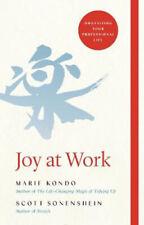 Joy at Work: Organizing Your Professional Life | Marie Kondo