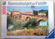 Puzles y rompecabezas Ravensburger de cartón, paisajes