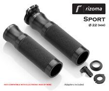 Coppia Manopole Sport Rizoma Nero per Ducati Diavel 2014 > 2015