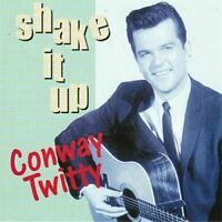 CONWAY TWITTY Shake It Up CD - NEW - 32 tracks - 1950s Rock 'n' Roll recordings
