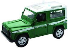 Auto di modellismo statico in ghisa per Land Rover