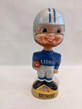 1968 NFL Pro-Novelty Company Detroit Lions Bobble Head