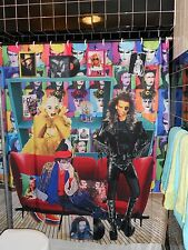 Bobby Woods Chic Unique Shower Curtain Steve Strange  Peter Burns Leigh Bowery