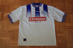 Original Adidas Karlsruher SC KSC Trikot 1996/97 Edgar Schmitt XXL Ehrmann