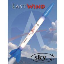 Sky Flying Model Rocket Kit East Wind 7155