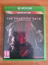 JUEGO XBOX ONE METAL GEAR SOLID V: THE PHANTOM PAIN - DAY ONE EDITION  6062384